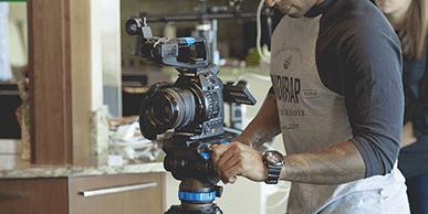 Portofoon verhuur voor film en theater producties