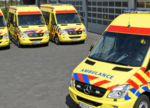 aanbesteding ambulancedienst